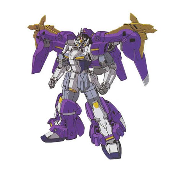 OZ-10VMSX ガンダムアスクレプオス [Gundam Aesculapius]