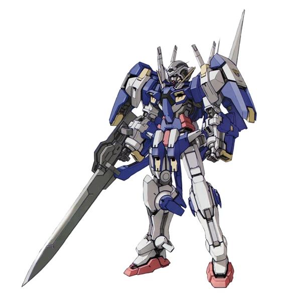 GN-001/hs-A01 ガンダム アヴァランチエクシア [Gundam Avalanche Exia]