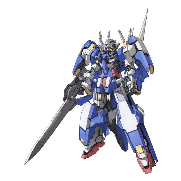GN-001/hs-A01D ガンダム アヴァランチエクシアダッシュ [Gundam Avalanche Exia']