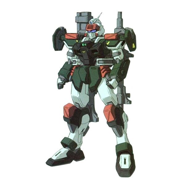 GAT-A01/E2 バスターダガー