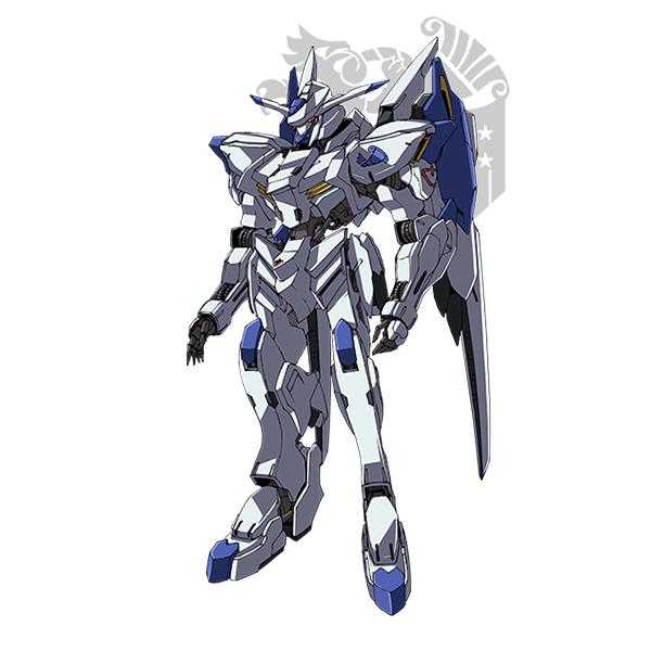 ASW-G-01 ガンダム・バエル