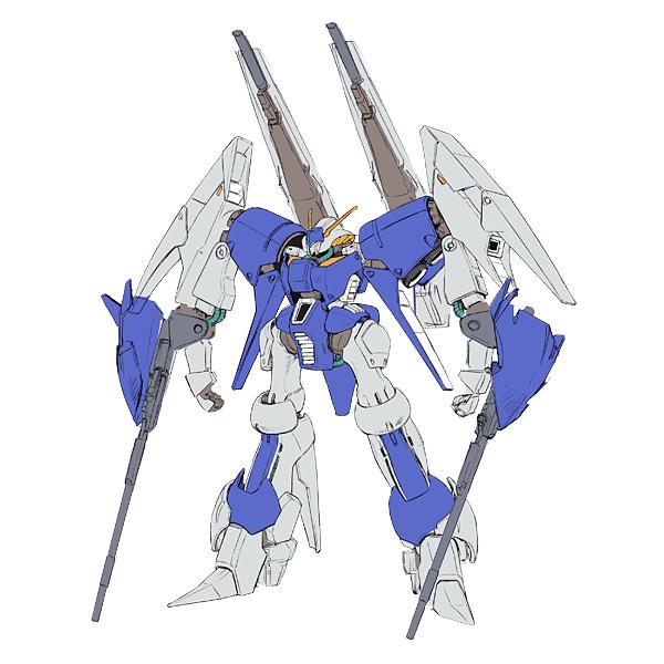 RX-160S-2 バイアラン・カスタム 2号機