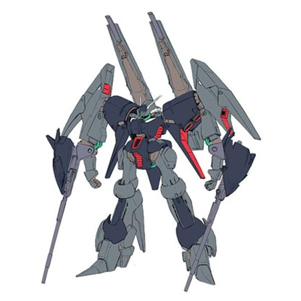 RX-160S-2 バイアラン・カスタム 2号機(バンデシネ版カラー)
