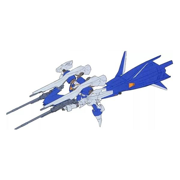 RX-160S-2 バイアラン・カスタム 2号機(大型ブースター装備型)