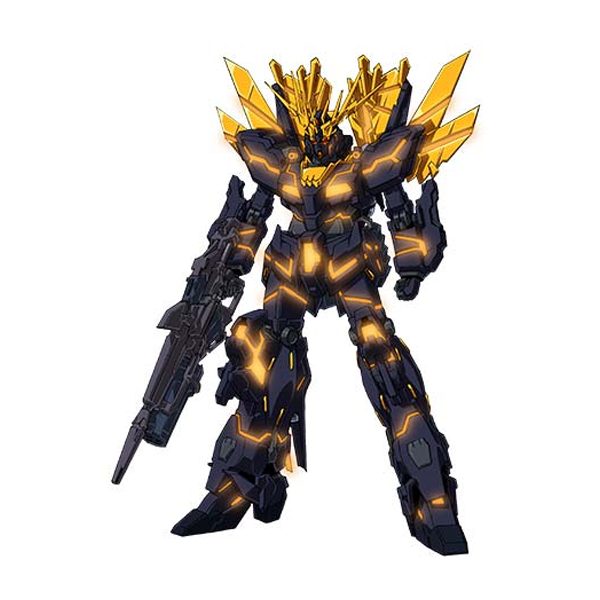 RX-0[N] ユニコーンガンダム2号機 バンシィ・ノルン [Unicorn Gundam 02 Banshee Norn]
