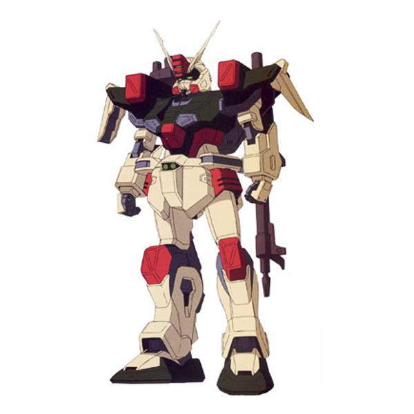 GAT-X103 バスターガンダム [Buster Gundam]