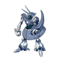 NRX-055-2 バウンド・ドック [ゲーツ・キャパ専用機]  [Baund-Doc Gates Capa's Custom]
