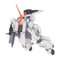 RX-124 バーザムII [Barzam II]