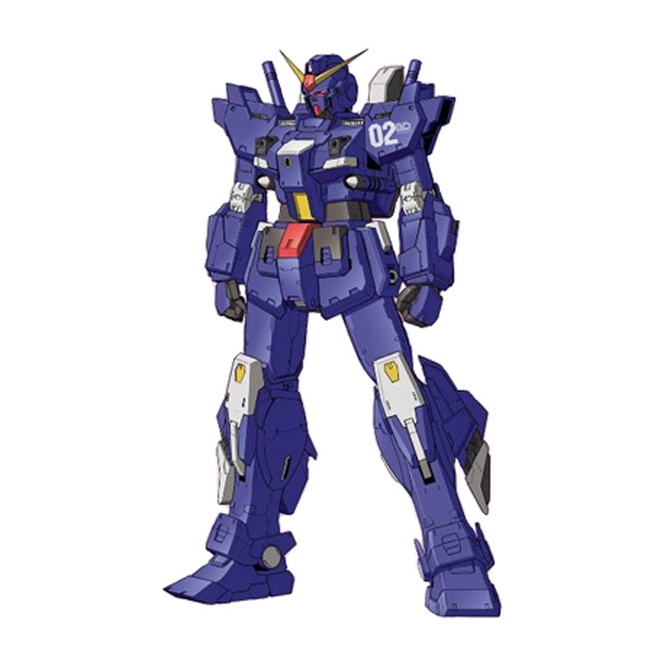 RX-79BD-2 ブルーディスティニー2号機 [Blue Destiny Unit 2]