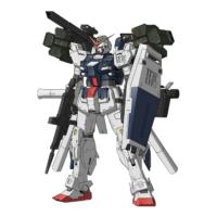 RX-79BD-3FA ブルーディスティニー3号機[フルアームド] [Blue Destiny Unit 3 (Full Armed)]