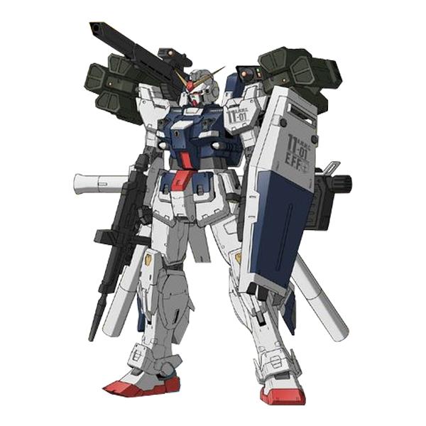 RX-80EXAM-3FA ブルーディスティニー3号機[フルアームド] [Blue Destiny Unit 3 (Full Armed)]