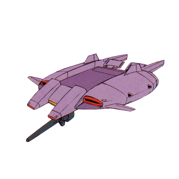 ベースジャバー大気圏内仕様(連邦所属機 Ver.Z)