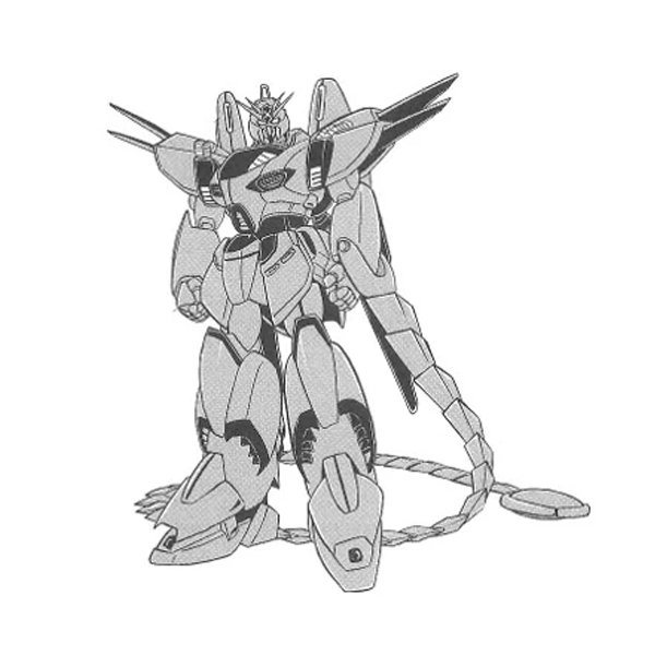XM-07B ビギナ・ギナII 木星決戦仕様 [Vigna Ghina II Jupiter Battle Specification]