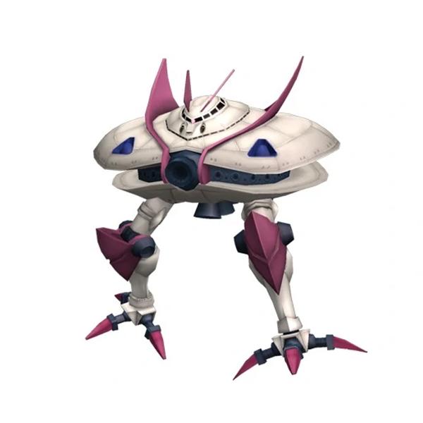 MA-08A ビグ・ザム[アクシズ仕様機] [Big Zam (Axis Zeon Custom)]