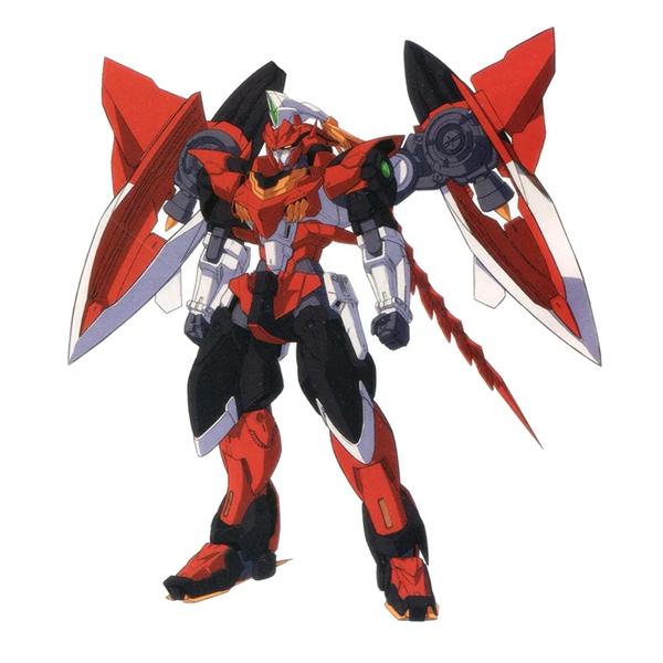 OZX-GU04PX ガンダムポリュクス[Gundam Pollux](ジェミナス4号機)