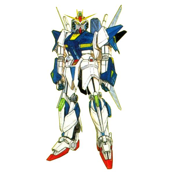 JRX-0095-V1(RX-95) バリアントガンダム [Valiant Gundam]