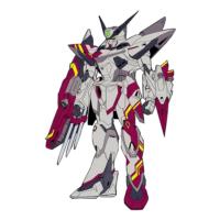 GAT-X207 ブリッツガンダム[リリー・ザヴァリー専用機][Blitz Gundam Lily Thevalley Custom]