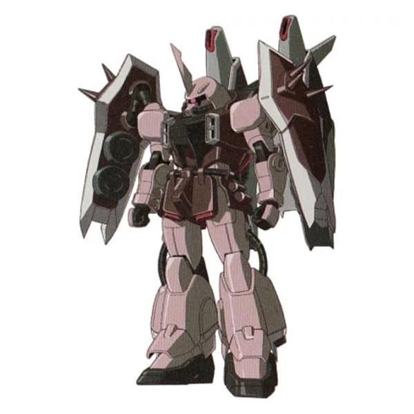 ZGMF-1001/M ブレイズザクファントム[リーカ・シェダー専用機]