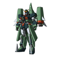 ZGMF-X24S(RGX-01) カオスガンダム
