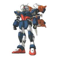 GAT-01A1+AQM/E-X04 ガンバレルダガー