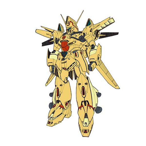 XM-06 ダギ・イルス[地球連邦軍仕様機]