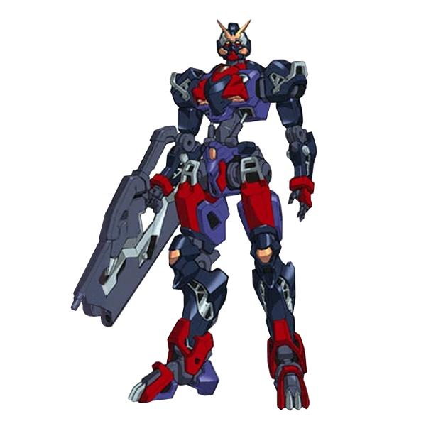 ASW-G-71 ガンダム・ダンタリオン(ネイキッド)[ザディエル・ザルムフォート専用機] [Gundam Dantalion Zadiel Zalmfort Custom]