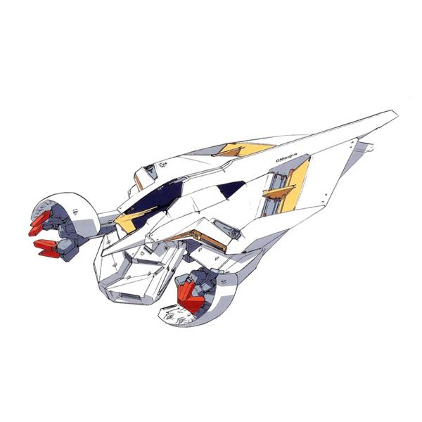 RX-124 ガンダムTR-6〈ダンディライアンII〉