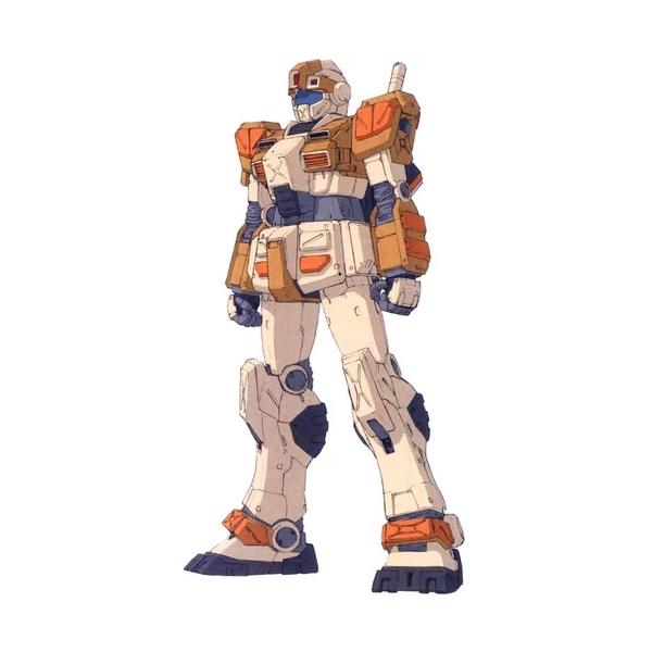 RGM-79F デザート・ジム [Desert GM]