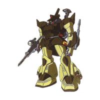 MS-14D デザート・ゲルググ [Desert Gelgoog]