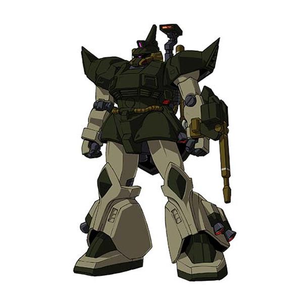MS-14D デザート・ゲルググ[ジオン残党軍仕様機]