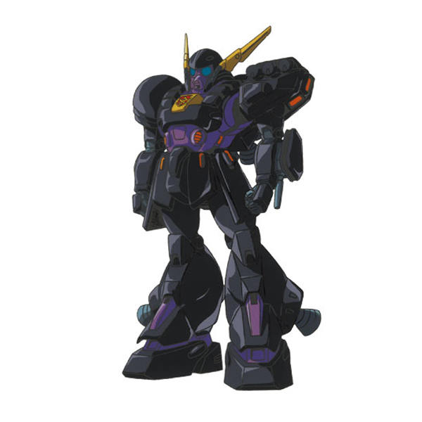 XM-02 デナン・ゲー[ブラック・バンガード機]