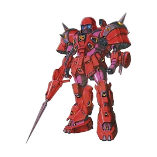 XM-01 デナン・ゾン[ダークタイガー隊仕様]