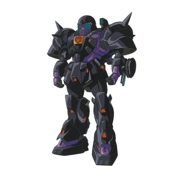 XM-01 デナン・ゾン[ブラック・バンガード機]