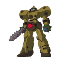 JDG-009X デスアーミー