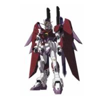 ZGMF-X56S/θ デスティニーインパルスガンダム2号機 [Destiny Impulse Gundam Unit 2]