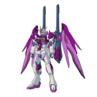 ZGMF-X56S/ι デスティニーインパルスガンダムR [Destiny Impulse Gundam R]