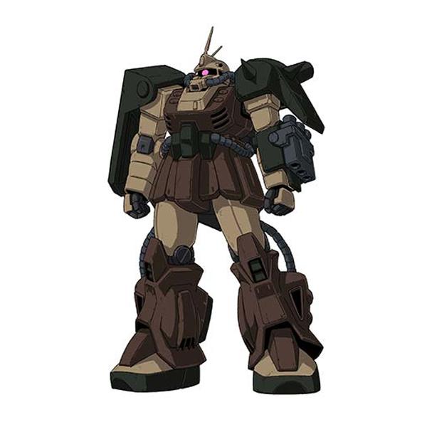 MS-06D ディザート・ザク[ジオン残党軍仕様機]