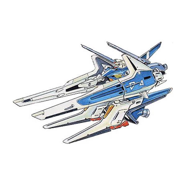 RGX-04 Dガンダムフォース&Dクルーザー