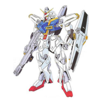 """RGX-D3 Dガンダムサード [D Gundam """"Third""""]"""