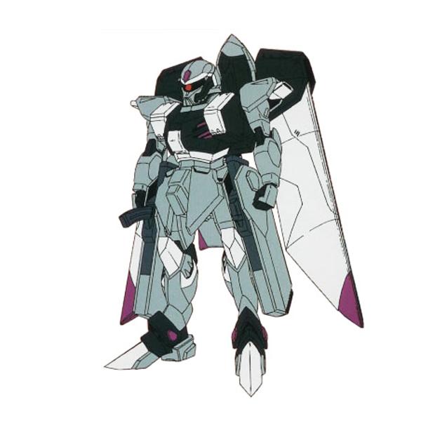 AMF-101 ディン[ラウ・ル・クルーゼ専用機] [DINN Rau Le Creuset Custom]