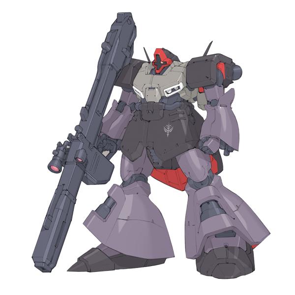 AMX-009G ドムIII [Dom III]《A.O.Z》