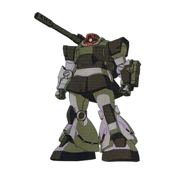 MS-09K-1 ドム・キャノン単砲仕様 [Dom Cannon Single Gun Type]