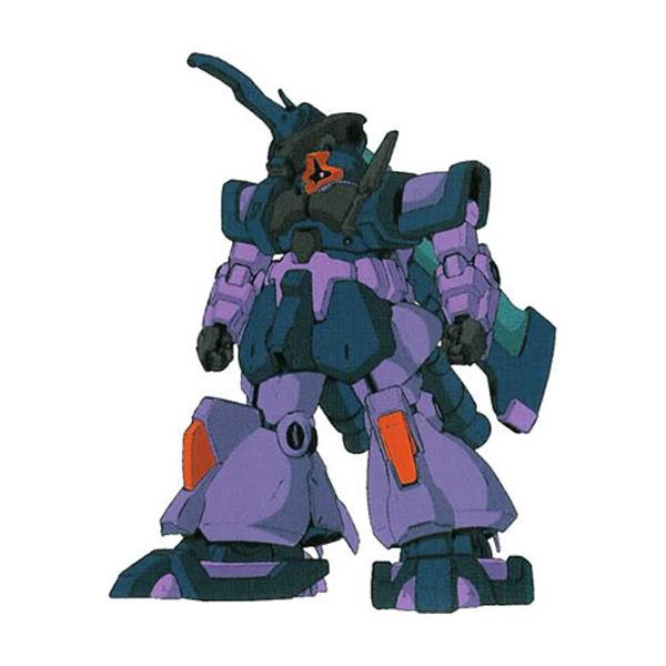 MS-09F/Gb ドム・グロウスバイル