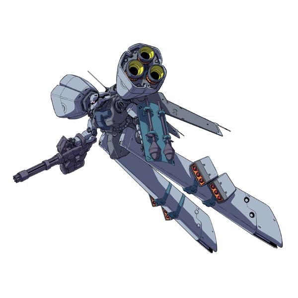 MS-21D1 ドラッツェ改(重装備型)