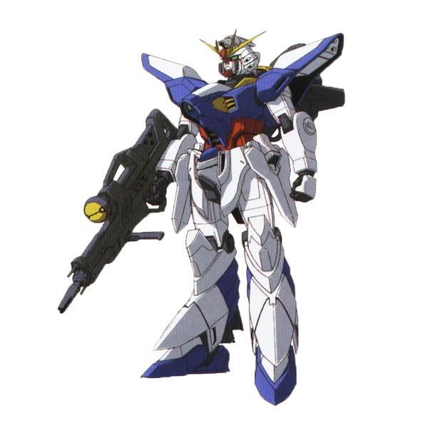 YMF-X000A ドレッドノートガンダム [Dreadnought Gundam]