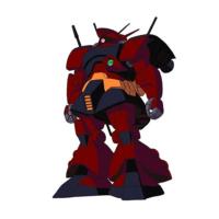 MS-09H ドワッジ改 [Dwadge Custom]