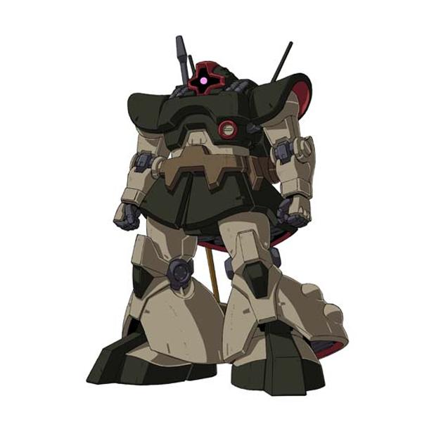 MS-09G ドワッジ[ジオン残党軍機]