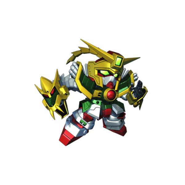 GF13-011NC ドラゴンガンダム