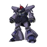 AMX-009 ドライセン[袖付き仕様機]