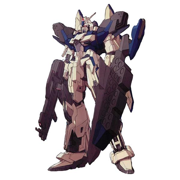 MSN-001X(G) ガンダムデルタカイ陸戦仕様 [Land Combat Type Gundam Delta Kai]